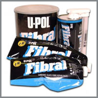 U-Pol Fibral-u-pol Fibral, upol Fibral, u-pol body filler, speciality fillers, automotive paint supplies, car restoration