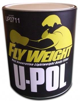 U-Pol Flyweight-u-pol flyweight, flyweight body filler, upol body fillers, car body fillers, upol, automotive paint supplies, car restoration