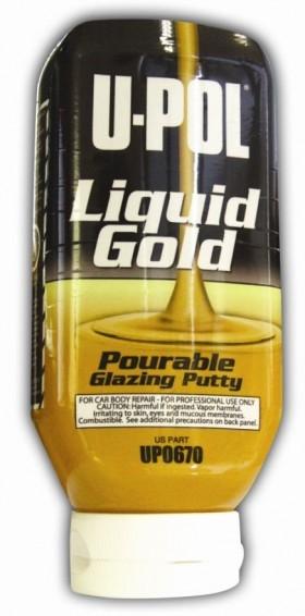 U-Pol Liquid Gold-u-pol Liquid Gold , upol Liquid Gold , u-pol finishing filler, finishing fillers, automotive paint supplies, car restoration, new zealand, auckland