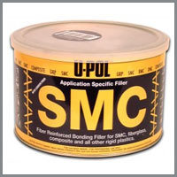 U-Pol SMC-u-pol smc, upol smc, u-pol body filler, speciality fillers, automotive paint supplies, car restoration