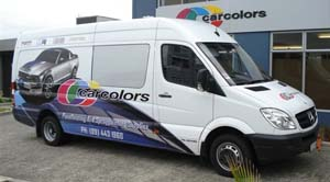 car colors services